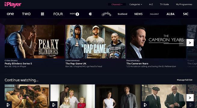 Best VPN for UK TV