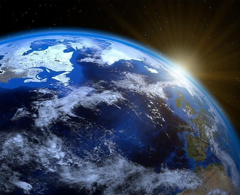 Planet Earth celebration