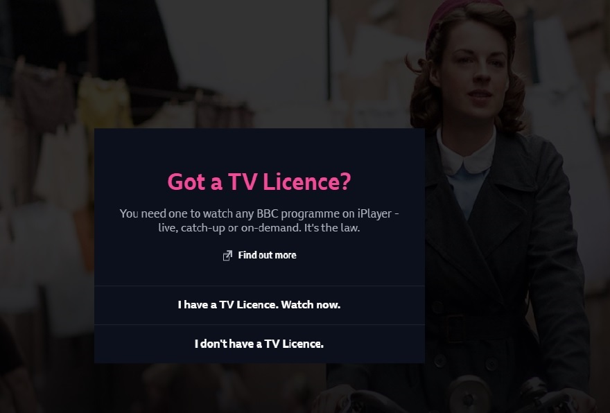 Watch BBC iPlayer Without a TV License