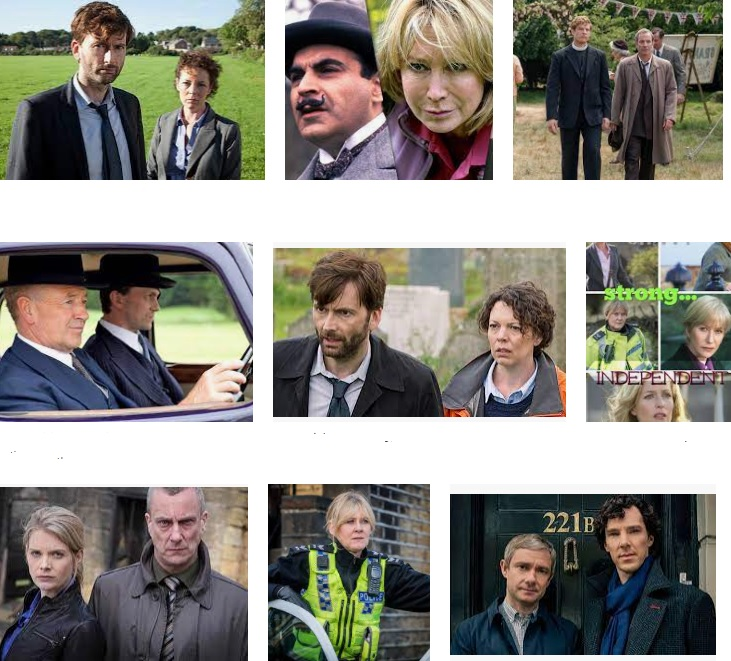 Who are the Best British Detectives