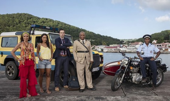 bbc detective series - Death in Paradise
