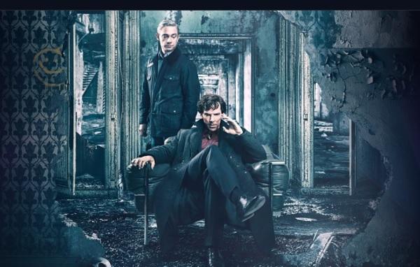 Best British Detective Series - Sherlock ?
